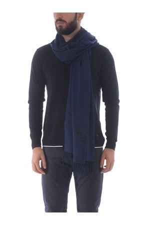 Emporio Armani scarf in viscose blend EMPORIO ARMANI | 77 | 6252148A318-00035