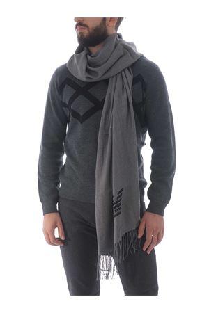 Emporio Armani scarf in viscose blend EMPORIO ARMANI | 77 | 6252148A318-04443