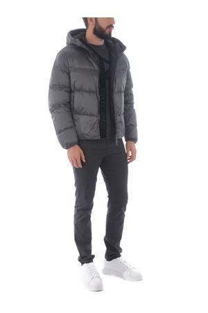 Emporio Armani down jacket in semigloss nylon EMPORIO ARMANI | 13 | 6H1BQ11NLUZ-0666