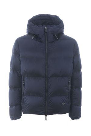 Emporio Armani down jacket in semigloss nylon EMPORIO ARMANI | 13 | 6H1BQ11NLUZ-0920