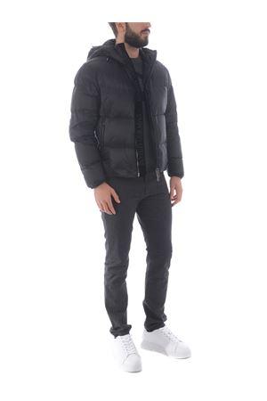 Emporio Armani down jacket in semigloss nylon EMPORIO ARMANI | 13 | 6H1BQ11NLUZ-0999