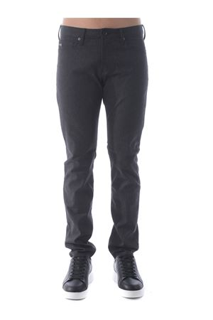 Emporio Armani trousers in soft cotton EMPORIO ARMANI | 9 | 6H1J061NF5Z-F005