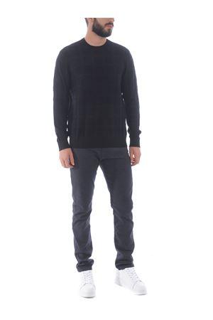 Emporio Armani trousers in soft cotton EMPORIO ARMANI | 9 | 6H1J061NF5Z-F924