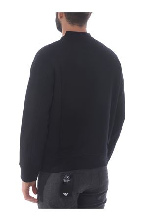 Emporio Armani sweatshirt in cotton blend EMPORIO ARMANI | 10000005 | 6H1MC31JPHZ-0999