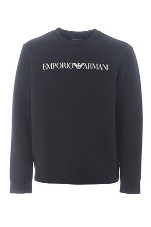 Emporio Armani sweatshirt in viscose blend EMPORIO ARMANI | 10000005 | 6H1MP11JDSZ-0002