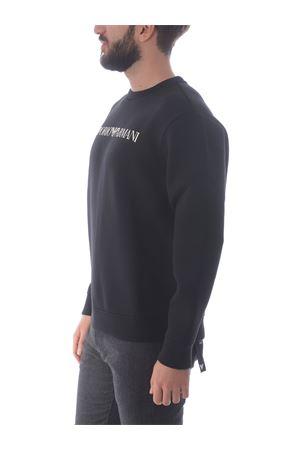 Emporio Armani sweatshirt in viscose blend