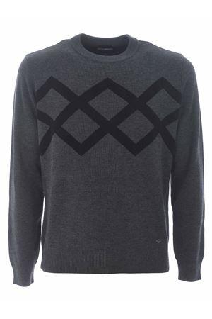 Emporio Armani pullover in wool blend EMPORIO ARMANI | 7 | 6H1MTQ1MD6Z-0631