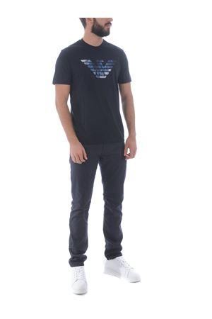 Emporio Armani cotton T-shirt EMPORIO ARMANI | 8 | 6H1TA91JDXZ-0920