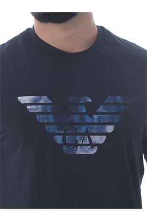 T-shirt Emporio Armani in cotone EMPORIO ARMANI | 8 | 6H1TA91JDXZ-0920