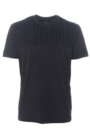 Emporio Armani cotton T-shirt EMPORIO ARMANI | 8 | 6H1TM81JRKZ-0999