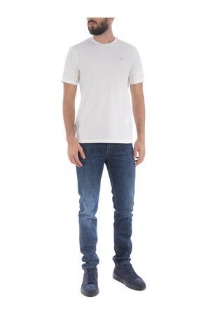 Emporio Armani T-shirt in cotton jersey EMPORIO ARMANI | 8 | 6H1TS21JJRZ-0101