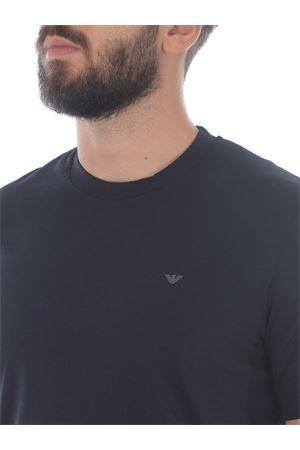 Emporio Armani T-shirt in cotton jersey EMPORIO ARMANI   8   6H1TS21JJRZ-0920
