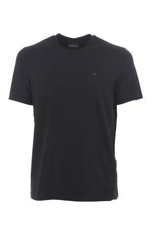 Emporio Armani T-shirt in cotton jersey EMPORIO ARMANI | 8 | 6H1TS21JJRZ-0999