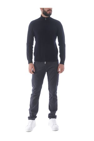 Emporio Armani cardigan in viscose blend yarn EMPORIO ARMANI | 850887746 | 8N1EA11MPQZ-0924