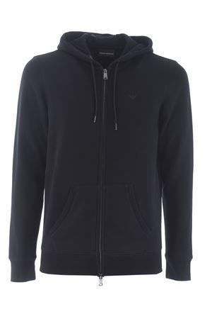 Emporio Armani sweatshirt in cotton blend