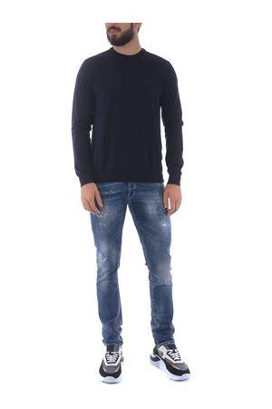 Emporio Armani pullover in virgin wool EMPORIO ARMANI | 7 | 8N1M911M4CZ-0924
