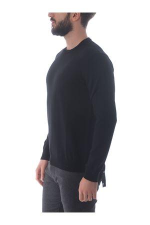 Emporio Armani pullover in virgin wool EMPORIO ARMANI   7   8N1M911M4CZ-0999