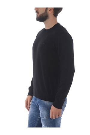 Emporio Armani sweater in viscose blend.  EMPORIO ARMANI | 7 | 8N1MA11MPQZ-0999