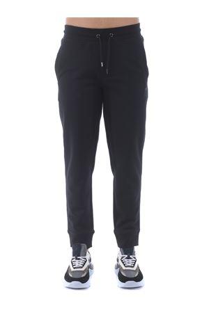 Emporio Armani jogging trousers in cotton fleece EMPORIO ARMANI | 9 | 8N1P881JQPZ-0999