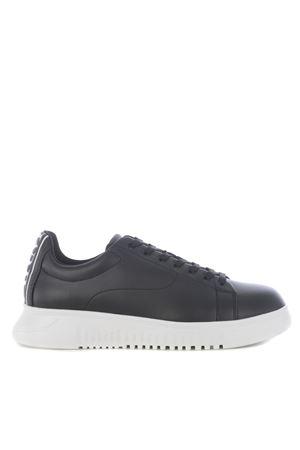 Sneakers Emporio Armani in pelle EMPORIO ARMANI | 5032245 | X4X312XM490-K001