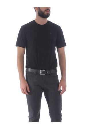 Emporio Armani leather belt EMPORIO ARMANI | 22 | Y4S198YDD4G-84372
