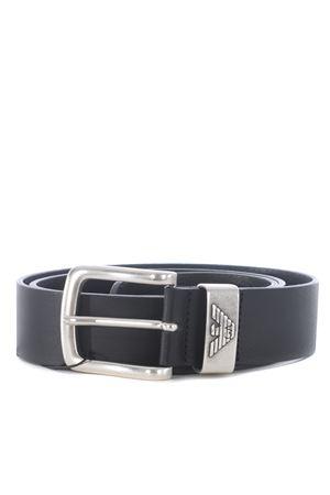 Emporio Armani leather belt EMPORIO ARMANI | 22 | Y4S201TDD6G-80001