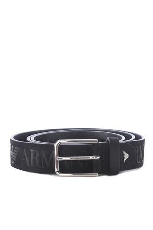 Cintura Emporio Armani in nabuk EMPORIO ARMANI | 22 | Y4S421YTG2E-80001