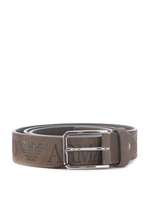Emporio Armani belt in nubuck EMPORIO ARMANI | 22 | Y4S421YTG2E-80035