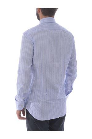 Etro shirt Regular button down in striped cotton ETRO | 6 | 163653601-200