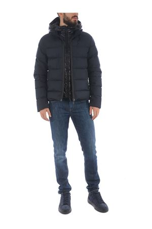 Fay down jacket in quilted nylon FAY | 783955909 | NAM32410270QKJU808