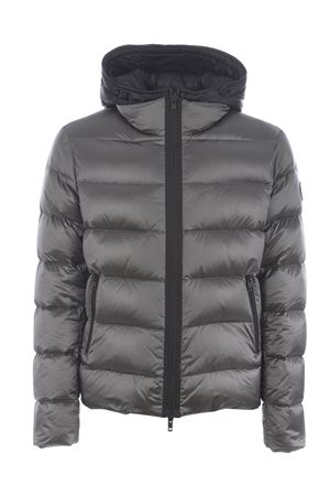 Fay down jacket in quilted nylon. FAY | 783955909 | NAM32410270SDGB601