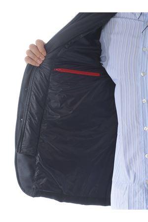 Fay double front down jacket in diagonal fabric FAY | 3 | NAM45410210RDAU807