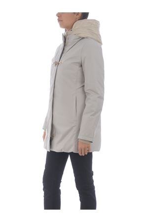 Fay toggle coat jacket in technical fabric FAY | 18 | NAW13413930QKJC002