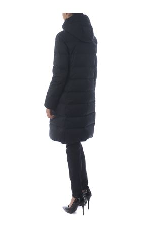 Fay long down jacket in quilted nylon FAY | 783955909 | NAW33414140SGWB999