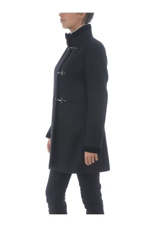 Fay Virginia coat in wool blend FAY | 17 | NAW50414000SGLB999