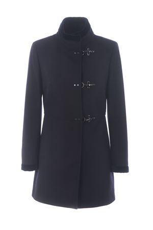 Fay Virginia coat in wool blend FAY | 17 | NAW50414000SGLU809