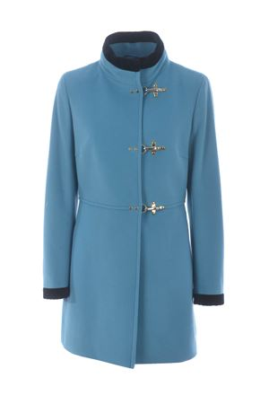 Fay Virginia coat in wool and cashmere blend FAY | 17 | NAW50414000SHNT206