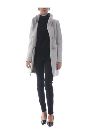 Fay romantic coat in cashmere blend wool FAY | 17 | NAW5041Y050SGLB204