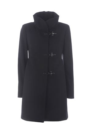Fay romantic coat in cashmere blend wool FAY | 17 | NAW5041Y050SGLB999