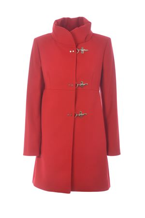 Fay romantic coat in cashmere blend wool FAY   17   NAW5041Y050SGLR406