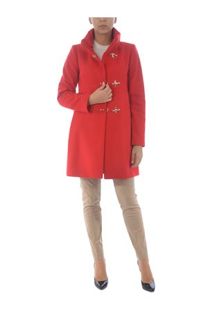 Fay romantic coat in cashmere blend wool FAY | 17 | NAW5041Y050SGLR406