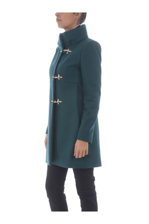 Fay romantic coat in cashmere blend wool FAY | 17 | NAW5041Y050SGLT600