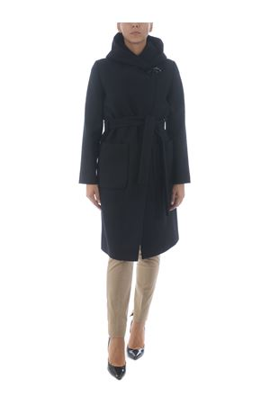 Fay coat in wool blend FAY | 17 | NAW54413570SGLB999