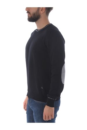 Fay sweater in shaved wool. FAY | 7 | NMMC1412230FDS0353