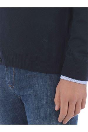 Fay cardigan in shaved wool  FAY | 850887746 | NMMC1412450CQTU807