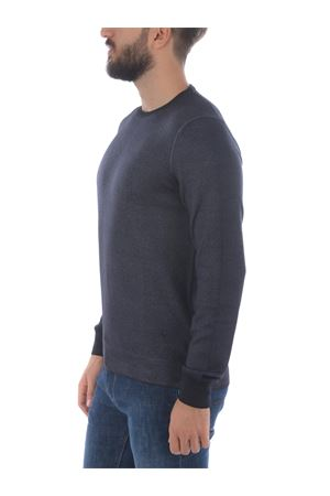 Fay sweater in shaved wool. FAY | 7 | NMMC141249TCQRB999