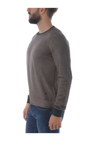 Fay sweater in shaved wool. FAY | 7 | NMMC141249TCQRS013