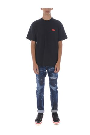 T-shirt GCDS basic GCDS | 8 | CC94M021001BLACK