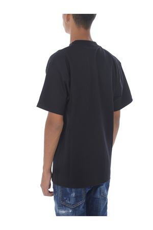 GCDS basic cotton T-shirt GCDS | 8 | CC94M021001BLACK