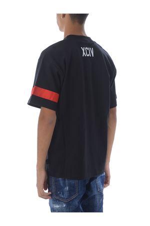 GCDS logo cotton T-shirt GCDS | 8 | CC94M021004BLACK